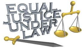 Equal Justice Under The Law – LOL!