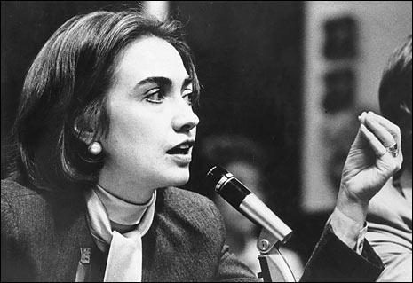 Welcome Hillary